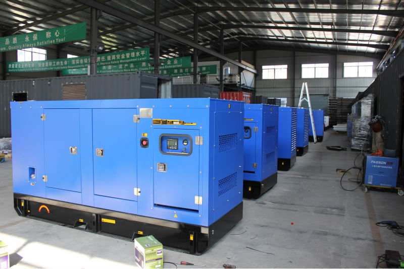 Top quality with cummins engine diesel generating set 20kva to 250kva