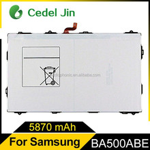 Customized Android Tablet Replacement Battery for Samsung EB-BT810ABE T810 T815 T815C T815N T815