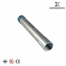 Cable Protection used hot-dipped galvanized steel pipe IMC pipes