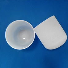 White Frosted Crystal Fusion Singing Bowls For Body Healing