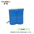 6.4V 5Ah bms lifepo4 battery pack