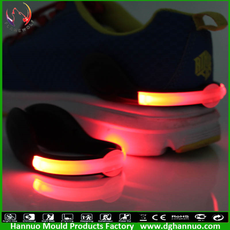 Wholesale Customize Logo led bike bicycle beam head/front light for night running and night riding