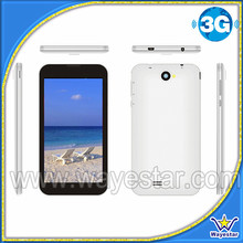 6 inch IPS MTK6572 Dual Core 3G Android Phone Dual SIM 2 Cameras 512MB/4G OTG