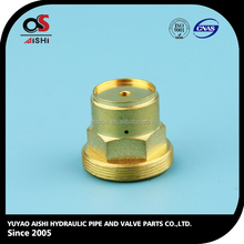 male female brass pipe fittings