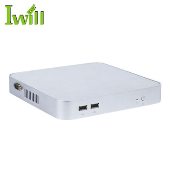 Mini silent pc 1LAN MPC-H30 with M.2 i3 i5 processor thin client for office mini computer