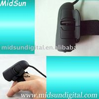 Mini USB bluetooth 3D Optical wireless finger mouse for Laptop