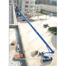 Manufacturer Supplier CE and ISO9001 standard hydraulic telescopic boom sky lift