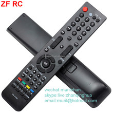 High Quality 55 Key BlackLCD plasma TV remote CN - 31651 CN - 31658 CN - 31651-5 for Hisense ZF Factory