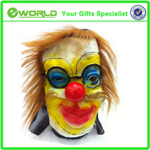 Scary Clown Foam Latex Mask