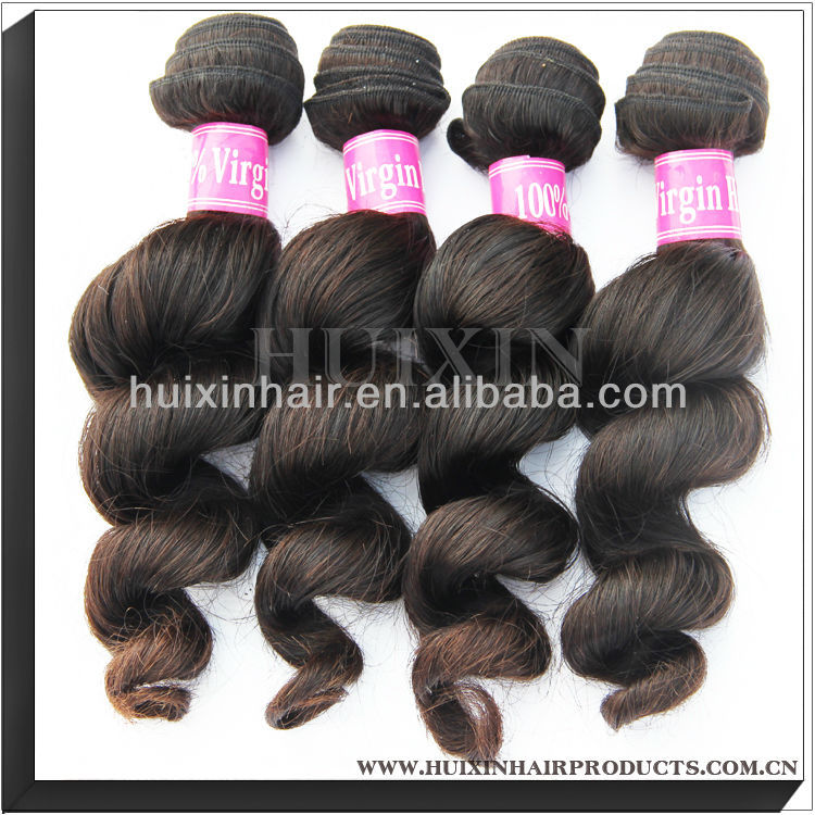 2014 6A Hot sale body wave Cambodian remy Human Hair styling ,human hair weaving human hair extension Loose Wave
