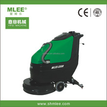MLEE-530B small smart floor scrubber rechargeable battery for floor washing machine and dryer