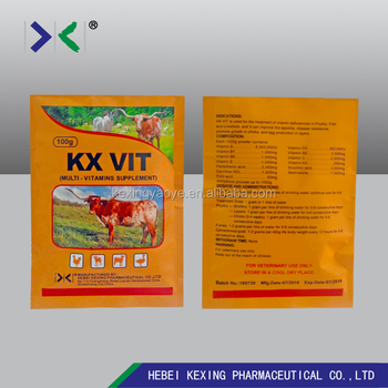 Multivitamin WSP Powder for animal