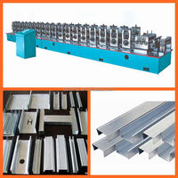 Full Automatic Furring Channel/Track and Studs Channel Roll Forming Machines
