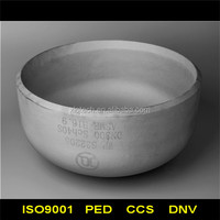 ANSI standard stainless steel pipe end cap
