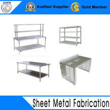 2017 best selling home show product metal processing parts