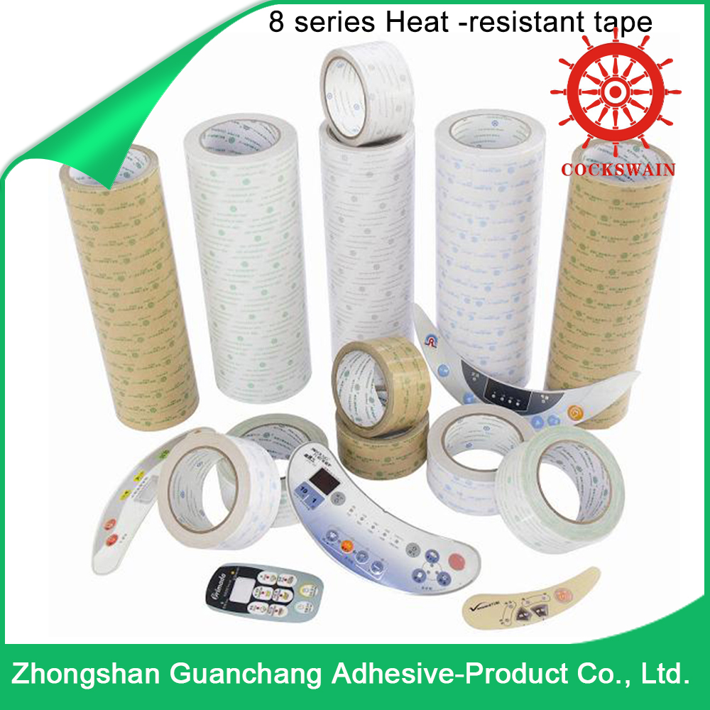 Alibaba China Hot Sale High temperature Resistant Non Woven Double Tissue Paper / Kraft Paper