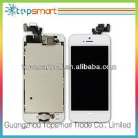Wholesale Display Digitizer For Iphone 5 5g Mobile Phone Lcd,Accept Paypal