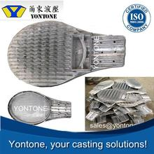 Yontone YT614 ISO9001 Supplier Reasonable Price Alloy ZL102 AlSi9Cu3 AlSi12Fe A380 A356 Die Cast Aluminum Light