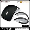 Foldable Optical 1600DPI 3D Arc Mouse wireless