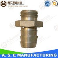 cnc brass machined parts according to drawings high quality cnc turning parts