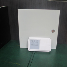 Fire Alarm Control Panel for Burglar Alarm System with GSM function