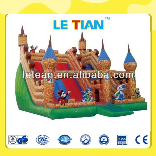 NEW CHEAP USED COMMERCIAL INFLATABLE BOUNCERS FOR SALE LT-2130A