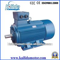 380 voltage three phase electric induction motor