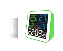 NEW YD8222A best selling weather station indoor humidity monitor