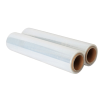 Top sale LLDPE Stretch Film / Plastic Film Jumbo Roll for Machine Use