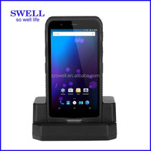 dual os android window 10 OEM ODM Rugged Android Samrt Phone With NFC RFID 3G 4G Lte WIFI GPRS GPS Smartphone