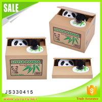 hot toys funny panda money box for sale