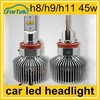 2015 new product 4500LM led headlight 45W car led tuning light h8/h9/h11