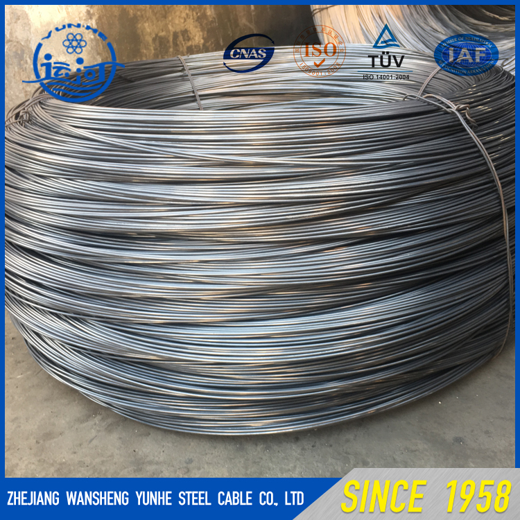 China Manufacturer oil tempered spring steel wire