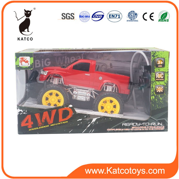 Excellent Quality Cross Country 4ch Radio Control Toy Car For Children
