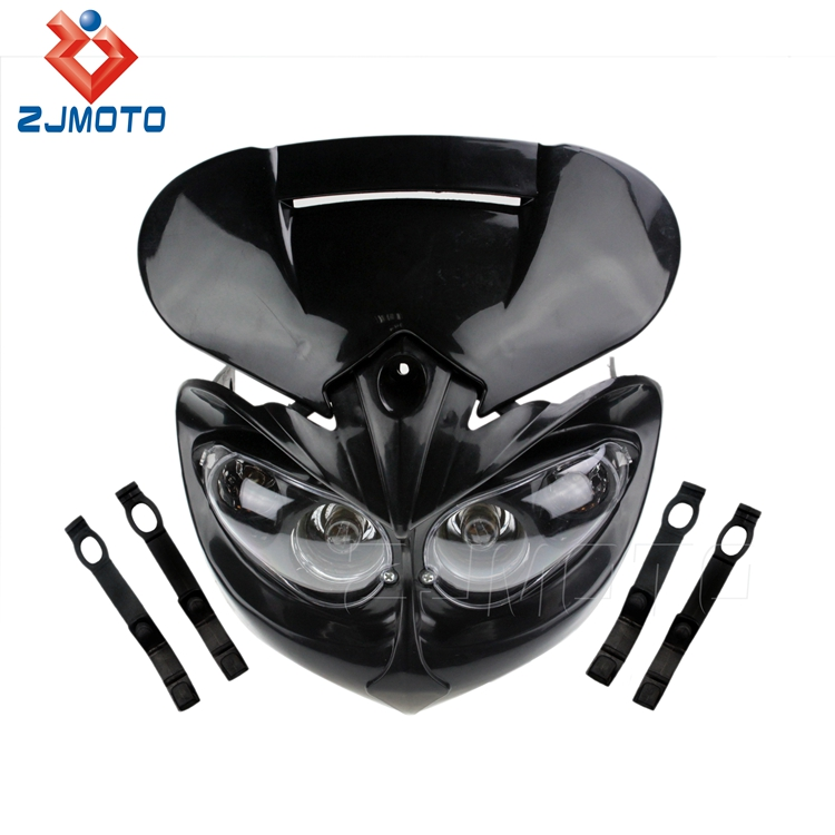 Hot selling special new design cool popular motorcycle headlight