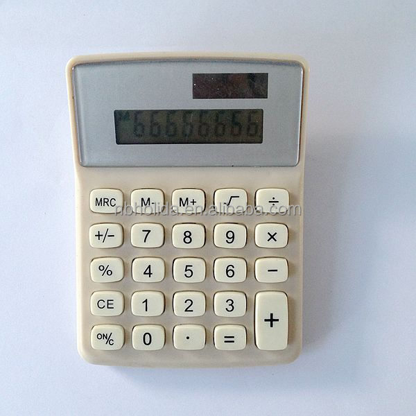 8 digits desktop Chinese calculator lcd display/ HLD-606