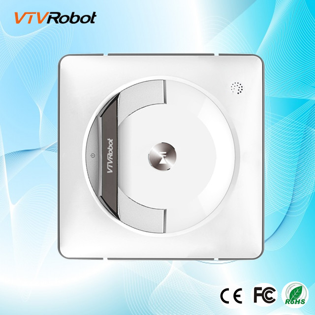 VTVRobot Home Dust Cleaning Multi-Surface Window Clean Robot Robotic Window Vacuum Cleaner Window Cleaning Robot