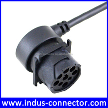 Heavy duty J1939 truck cable PVC with strong UV resistance