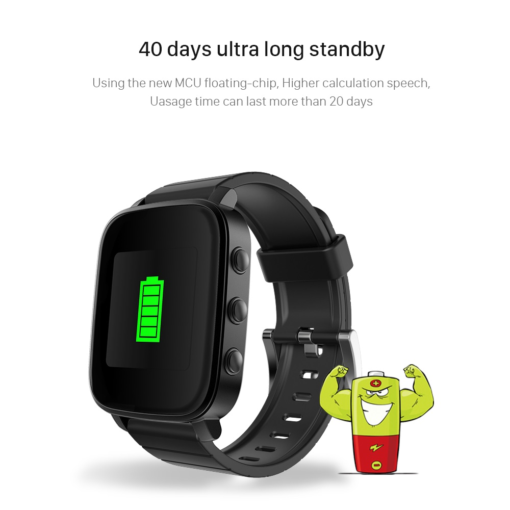 SMA IP67 Waterproof Bluetooth Smart Watch