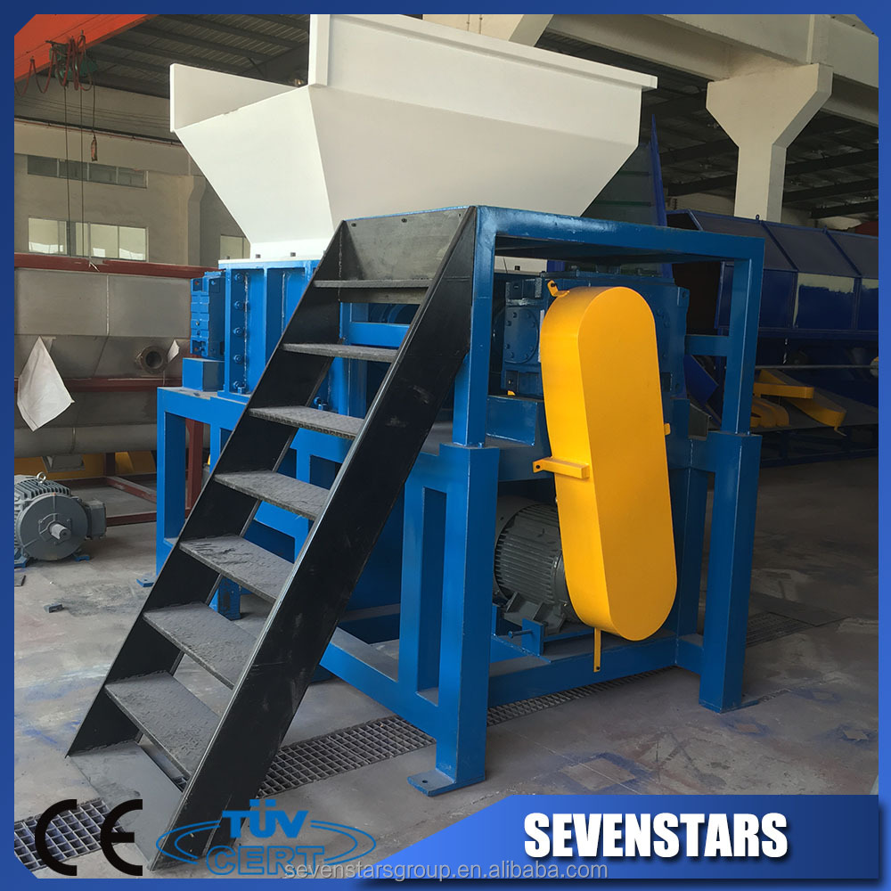 factory jamboo bag shredder /plastic shredder blades buyer/hot export crusher for film