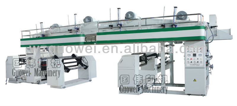 GF-G High Speed Dry Method Laminating Machine