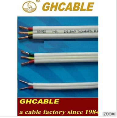copper conductor pvc insulated earth cable wire,450/750v Twin and ...