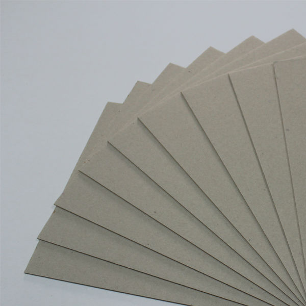 AA Grade Grey Color 350g Coated Paper