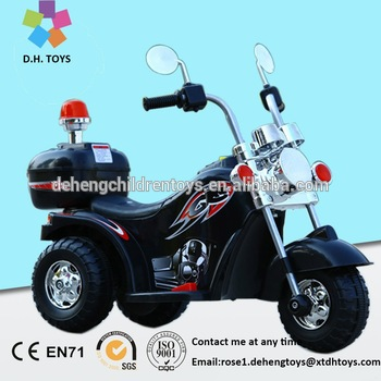 Hot sales new design 6v battery motorbike
