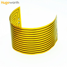 50v flexible heaters kapton polyimide heating film