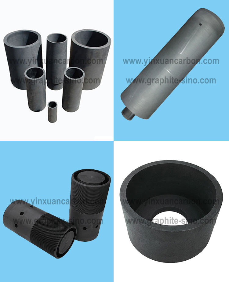 High Temperature Continuous Casting Graphite Mld For Copper And Brass