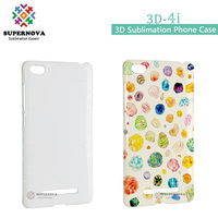 China Supplier 3D Sublimation Smart Phone Case, Custom Logo Mobile Phone Case for XiaoMi 4i