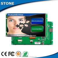 10.1 inch industrial intelligent LCD display screen with RS232/RS485 interface for medical and beauty equipment