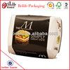 High Quality Fashion Custom Mcdonald burger box