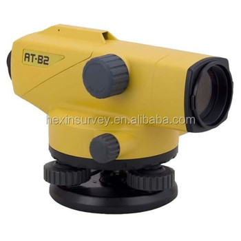 Topcon Auto Level with Micrometer 0.5mm and Retractable Hood